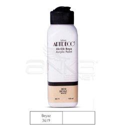 Artdeco - Artdeco Akrilik Boya 140ml 3619 Beyaz