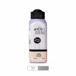 Artdeco - Artdeco Akrilik Boya Metalik 140ml 3722 Gümüş