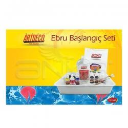 Artdeco - Artdeco Ebru Seti 6x30ml Temel Renkler (1)