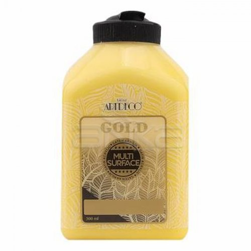Artdeco Gold Multi Surface Akrilik Boya 500ml 211 Bal Sarısı