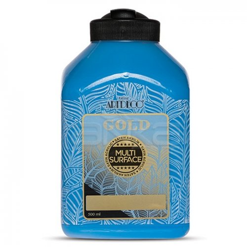 Artdeco Gold Multi Surface Akrilik Boya 500ml 269 Royal Mavi