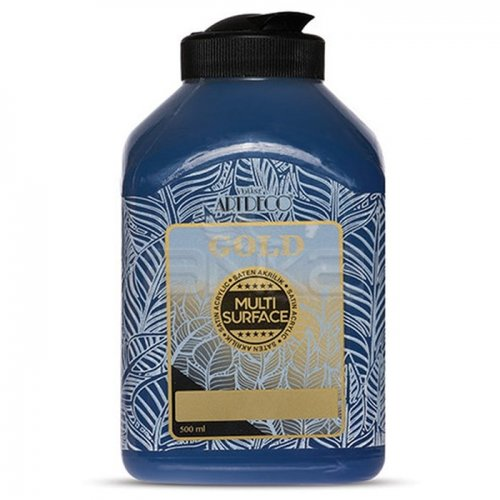 Artdeco Gold Multi Surface Akrilik Boya 500ml 273 Denizci Mavi