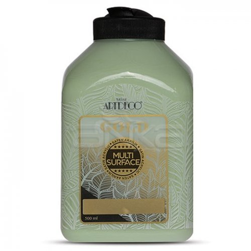 Artdeco Gold Multi Surface Akrilik Boya 500ml 281 Retro Yeşil