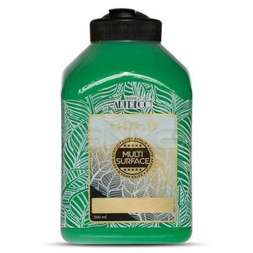 Artdeco Gold Multi Surface Akrilik Boya 500ml 285 Yeşil