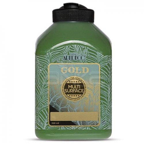 Artdeco Gold Multi Surface Akrilik Boya 500ml 287 Yaprak Yeşili