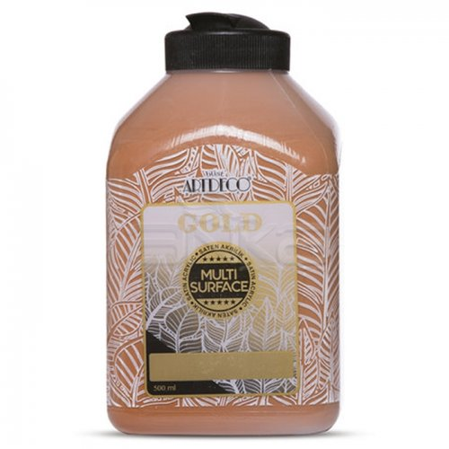 Artdeco Gold Multi Surface Akrilik Boya 500ml 299 Tarçın