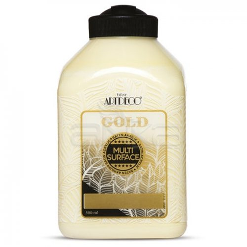 Artdeco Gold Multi Surface Akrilik Boya 500ml 315 Retro Krem