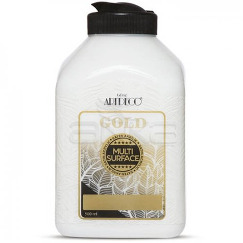 Artdeco Gold Multi Surface Akrilik Boya 500ml 336 Beyaz Sabun