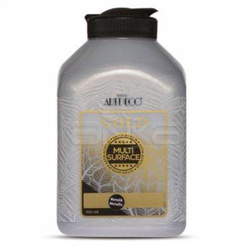 Artdeco Gold Multi Surface Akrilik Boya 500ml 502 Gümüş