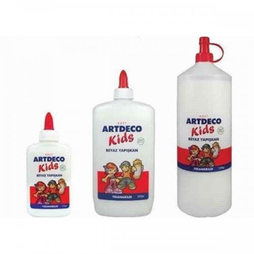 Artdeco Kids Beyaz Yapışkan