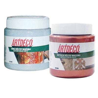 Artdeco Rölyef Pasta 220ml
