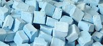 Artebella - Artebella Seramik Mozaik 8x8mm 200 Adet Açık Mavi 6722