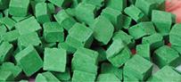 Artebella - Artebella Seramik Mozaik 8x8mm 200 Adet Yeşil 6704