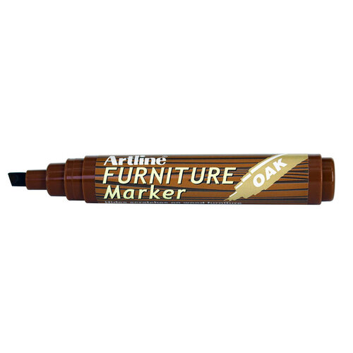 Artline Furniture Marker Oak