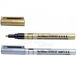 Artline - Artline Paint Marker Yuvarlak Uçlu 990XF 1.2mm