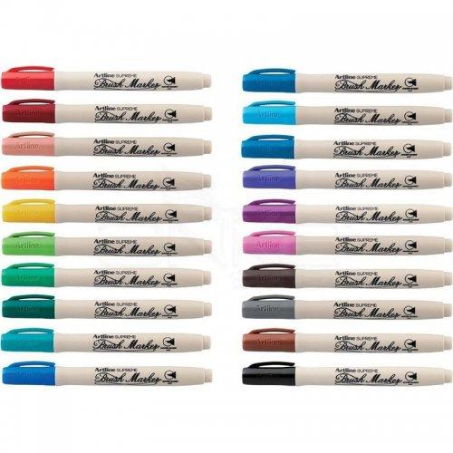 Artline Supreme Brush Marker Fırça Uçlu Kalem