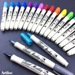 Artline Supreme Brush Marker Fırça Uçlu Kalem - Thumbnail