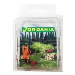 Jordania - Jordania Maket Plastik Bank 1/75 2li BY075