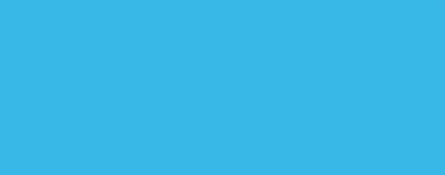 Be Creative Twin Art Marker Kalem Cerulean Blue B205