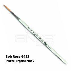 Bob Ross - Bob Ross 6422 İmza Fırçası No: 2