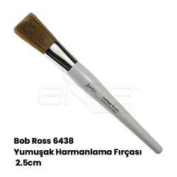 Bob Ross - Bob Ross 6438 Yumuşak Harmanlama Fırçası 2.5cm