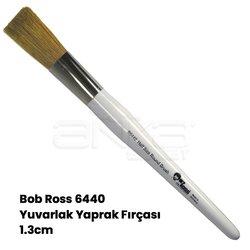 Bob Ross - Bob Ross 6440 Yuvarlak Yaprak Fırçası 1.3cm