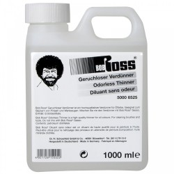 Bob Ross - Bob Ross Kokusuz Thinner (İnceltici) 1000ml 50 6525 (1)