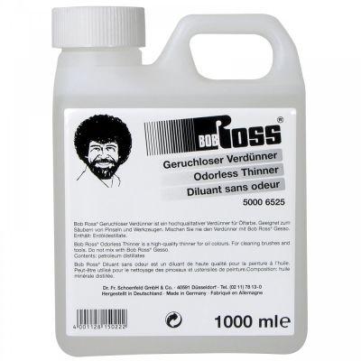 Bob Ross Kokusuz Thinner (İnceltici) 1000ml 50 6525