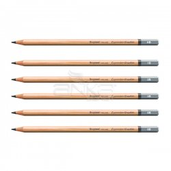 Bruynzeel Expression Graphite Dereceli Kalem 6lı Set - Thumbnail