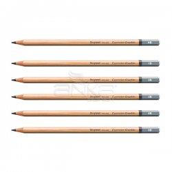 Bruynzeel - Bruynzeel Expression Graphite Dereceli Kalem 6lı Set (1)
