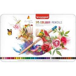 Bruynzeel - Bruynzeel Expression Series Kuru Boya Kalem Seti 36lı 60312036