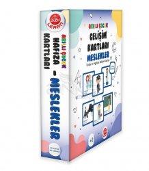 Bubu - Bubu Akıllı Çocuk Gelişim Kartları Meslekler