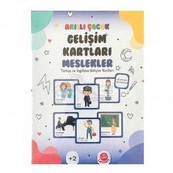 Bubu - Bubu Akıllı Çocuk Gelişim Kartları Meslekler (1)