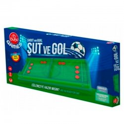 Bubu - Bubu Games Şut ve Gol GM0031