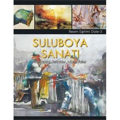 Burhan Özer Sulu Boya Sanatı Kitabı
