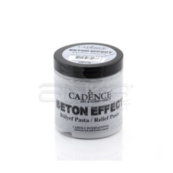 Cadence - Cadence Beton Effect Rölyef Pasta 250ml