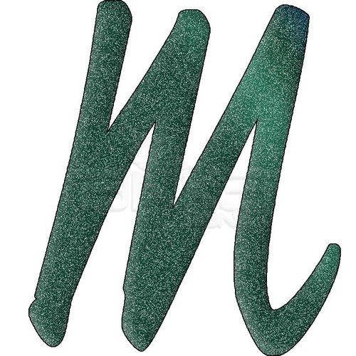 Cadence Boncuk Boyası Simli 50ml Zümrüt Yeşil No:470