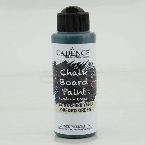 Cadence Chalkboard Paint 120ml Kara Tahta Boyası 2570 Oxford Yeşili