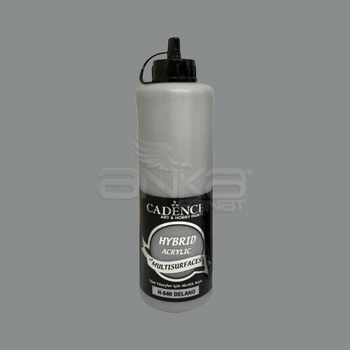 Cadence Hybrid Acrylic For Multisurfaces Tüm Yüzeyler İçin Akrilik Boya 500ml H040 Delano