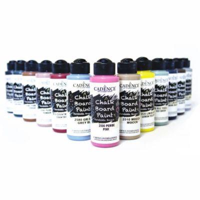 Cadence Chalkboard Paint Kara Tahta Boyası 120ml