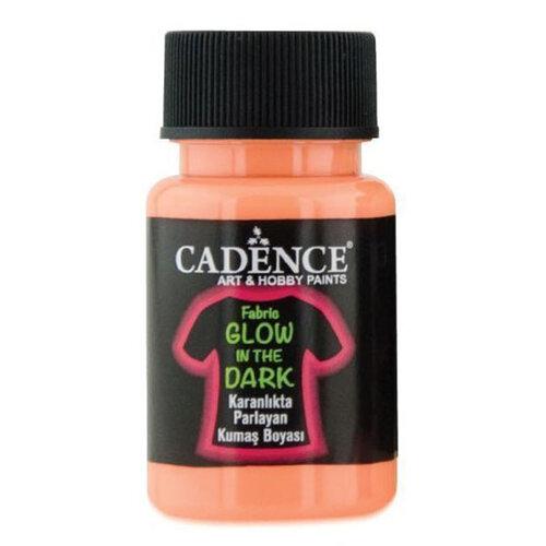 Cadence Karanlıkta Parlayan Boya Glow in The Dark 50ml Turuncu