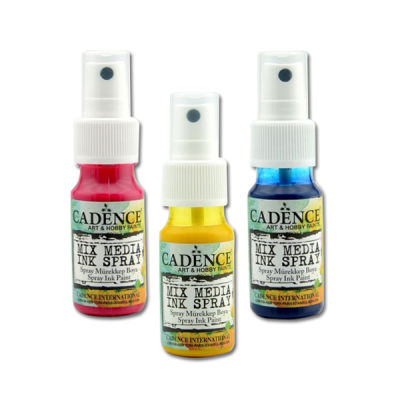 Cadence Mix Media Ink Sprey Mürekkep Boya 25ml