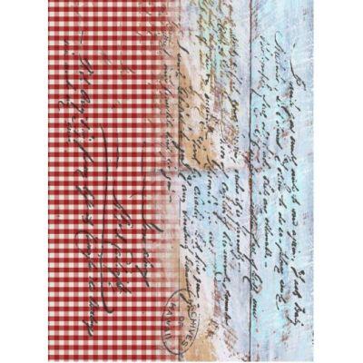 Cadence Pirinç Dekopaj Kağıdı Model 358 29x42cm