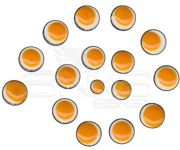 Cadence Renkli İnciler Boyutlu Boya 550 Güneş Sarı 25ml