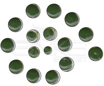 Cadence Renkli İnciler Boyutlu Boya 554 Haki Yeşili 25ml