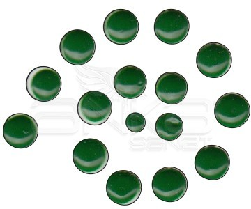 Cadence Renkli İnciler Boyutlu Boya 556 Zümrüt Yeşili 25ml
