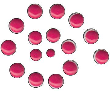 Cadence Renkli İnciler Boyutlu Boya 563 Fuşya 25ml
