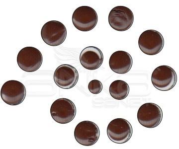 Cadence Renkli İnciler Boyutlu Boya 567 Kahverengi 25ml