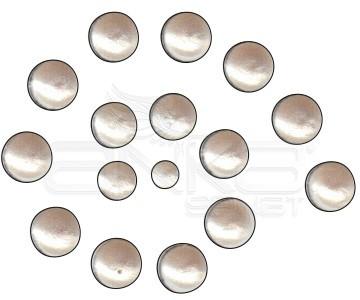 Cadence Renkli İnciler Boyutlu Boya 581 Metalik Manolya 25ml