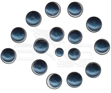 Cadence Renkli İnciler Boyutlu Boya 590 Metalik Safir 25ml